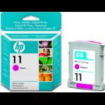 HP 11 Origineel Magenta 1 stuk(s)