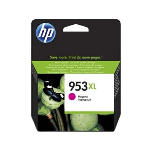HP F6U17AE (953XL) Ink cartridge magenta, 1.6K pages, 20ml