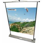 Celexon - Mobile Professional - 156cm x 156cm - 1:1 - Portable Projector Screen
