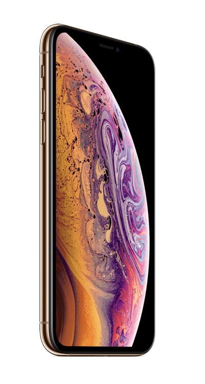 "Apple iPhone XS 5.8"" Dual SIM 4G 64GB Gold MT9G2B/A"