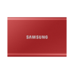 Samsung Portable SSD T7 2000 GB Red