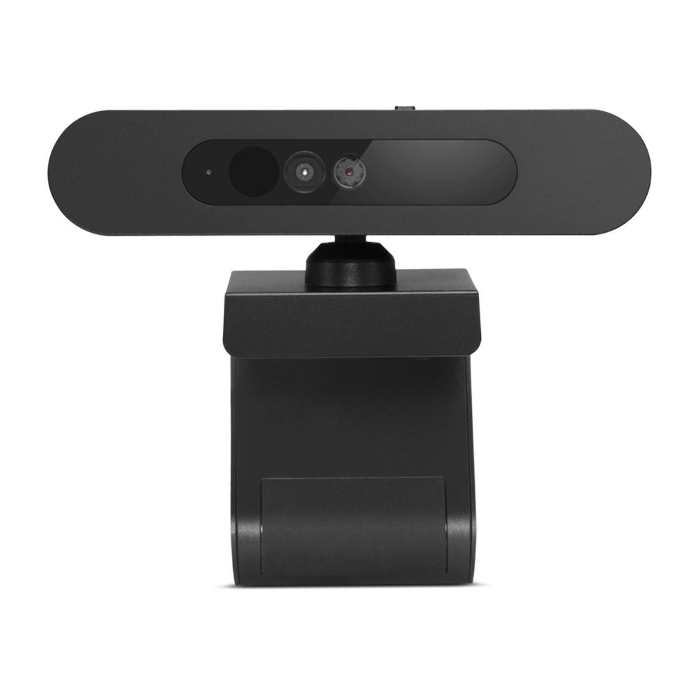 Lenovo 500 FHD cámara web 1920 x 1080 Pixeles USB-C Negro