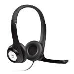 Logitech H390 Binaural Head-band