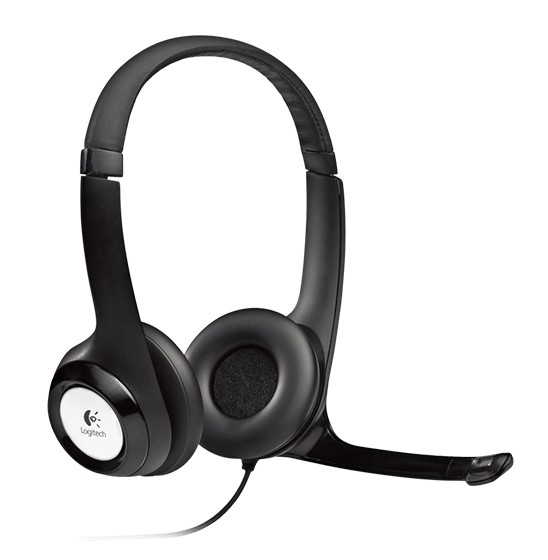 Logitech H390 Binaural Head-band headset