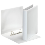 Esselte Panorama Ring Binders A5, 2 x 25mm ring binder White