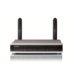 Lancom Systems 1781AW Dual-band (2.4 GHz / 5 GHz) Gigabit Ethernet Black, White