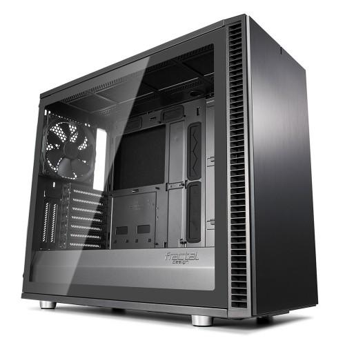 Fractal Design Define S2 TG Midi Tower Black, Grey