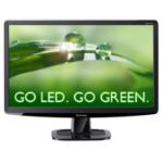 "Viewsonic Value Series VA2232wm-LED 22"" Black computer monitor"