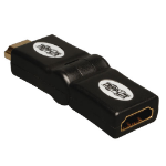 Tripp Lite HDMI Male to Female Swivel Adapter Up / Down Angled Connector (M/F)