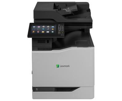Lexmark 42K0235 Laser A4 Black,Grey multifunctional