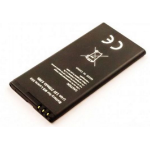 CoreParts MSPP3252 mobile phone spare part Battery Black
