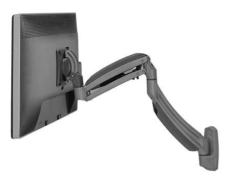 "Chief K1W120B flat panel wall mount 76.2 cm (30"") Black"