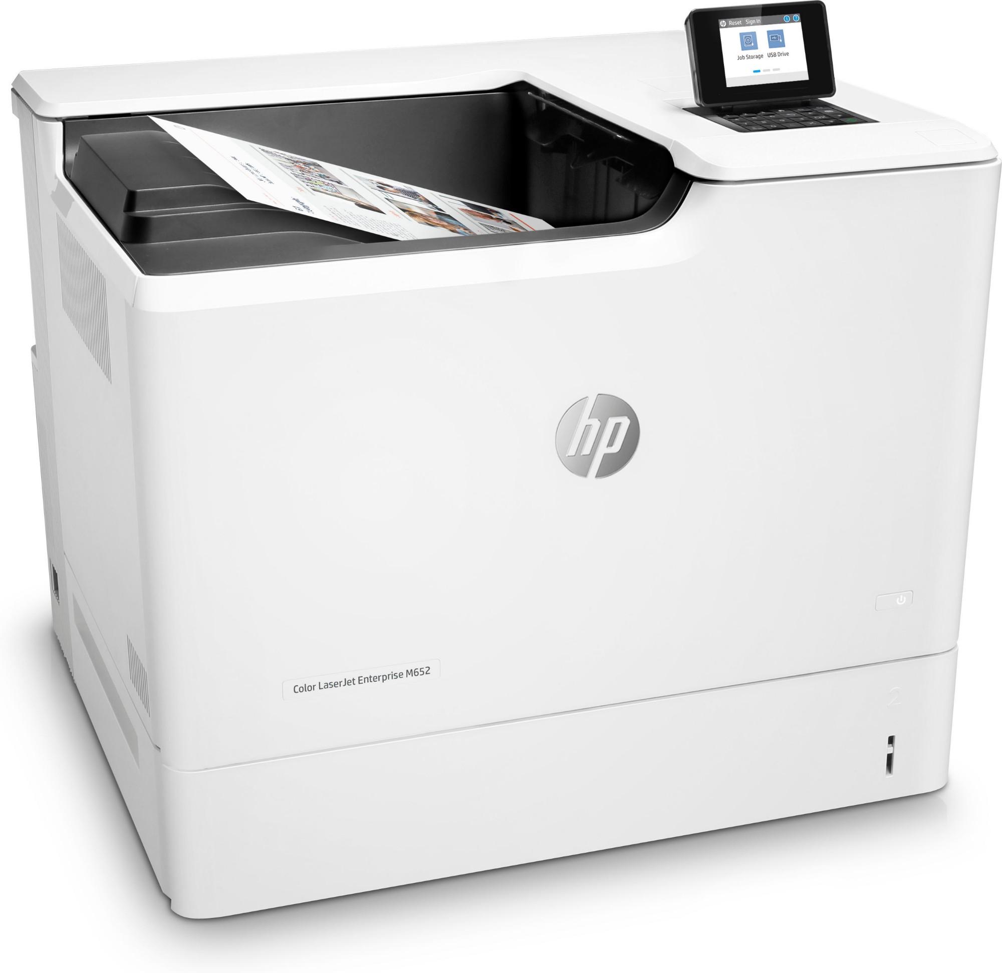 HP LaserJet Enterprise Color Enterprise M652n