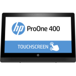 """HP ProOne 400 G2 2.5GHz i5-6500T 20"""" 1600 x 900pixels Touchscreen Silver"""