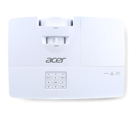 Acer Essential X115H 3300ANSI lumens DLP SVGA (800x600) White