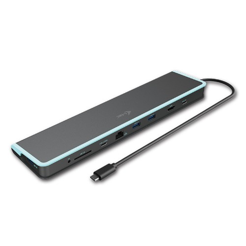 i-tec USB-C Flat Docking Station + Power Delivery 60W