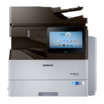 Samsung SL-M4370LX 1200 x 1200DPI Laser A4 43ppm Black,Grey multifunctional