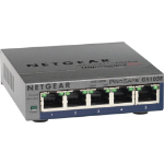 NETGEAR GS105E ProSafe Plus 5-port Gigabit Ethernet Switch