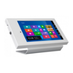 "SecurityXtra SecureDOCK UNO Low Profile tablet security enclosure 25.6 cm (10.1"") White"