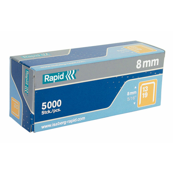 Rapid No 13 finewire staple