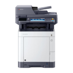 KYOCERA M6230CIDN Colour Laser Multifunction Printer - Print, Scan, Copy