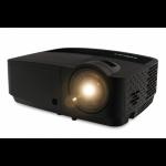 Infocus IN128HDSTX 3500ANSI lumens DLP 1080p (1920x1080) 3D compatibility Portable Black Data Projector