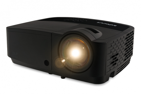 Infocus IN128HDSTX 3500ANSI lumens DLP 1080p (1920x1080) 3D Portable Black data projector