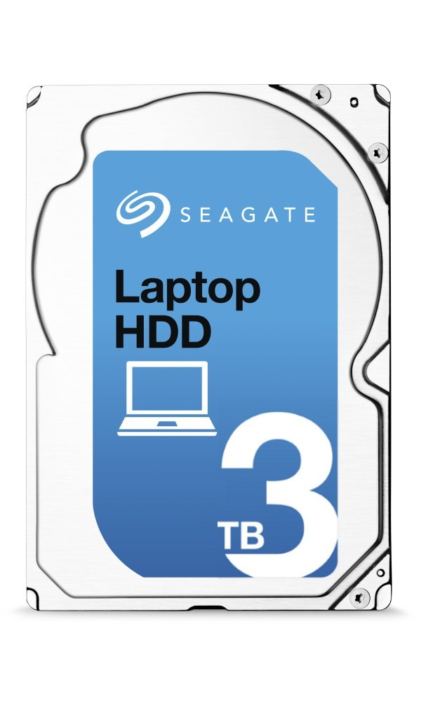 Seagate Momentus 3TB 3000GB Serial ATA III