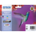 Epson Hummingbird Multipack T0807 6 colores