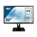 "AOC Pro-line I2275PWQU LED display 54,6 cm (21.5"") 1920 x 1080 Pixeles Full HD Plana Mate Negro"