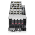 Hewlett Packard Enterprise ProLiant SL390s G7 Intel 5520 Socket B (LGA 1366) 4U Black,Grey