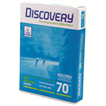 DISCOVER Y A4 70GSM WHITE PAPER PK500