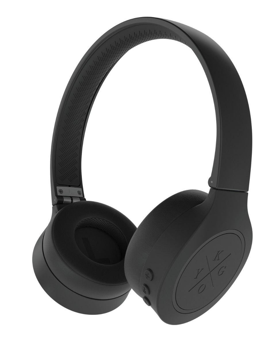 KygoLife A4/300 Headphones BT On-Ear Bk