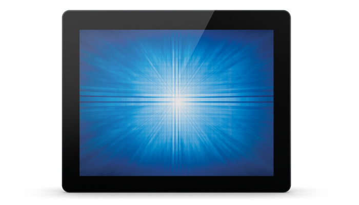 "Elo Touch Solution 1590L touch screen-monitor 38,1 cm (15"") 1024 x 768 Pixels Zwart Multi-touch Kiosk"