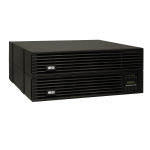 Tripp Lite UPS Smart Online 6kVA 5.4kW 200V - 240V Double-Conversion, Extended Run, Network Card Options, USB, DB9 Serial, Bypass Switch, C19, 4U Rackmount / Tower