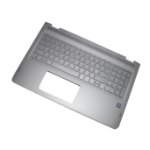 HP 857283-A41 notebook spare part Housing base + keyboard