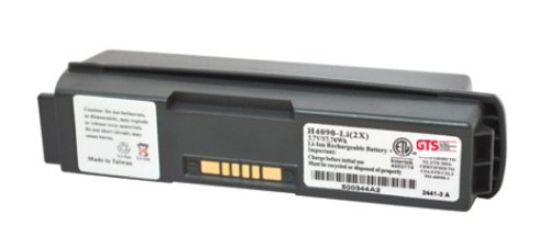 GTS H4090-LI(2X) handheld mobile computer spare part Battery