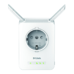 D-Link DAP-1365 Network repeater 10,100 Mbit/s Wit