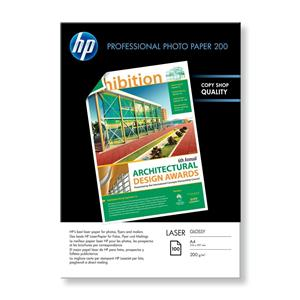 HP CG966A Gloss White inkjet paper