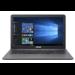 """ASUS VivoBook X540SA-XX095T 1.6GHz N3700 15.6"""" 1366 x 768pixels Silver"""