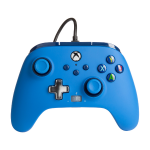 PowerA 1518811-01 Gaming Controller Blue USB Gamepad Analogue / Digital Xbox One, Xbox Series S, Xbox Series X