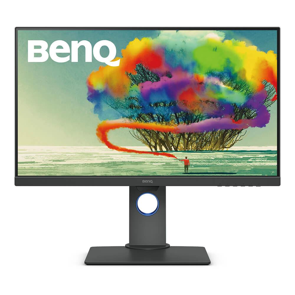 """Benq PD2700U computer monitor 68.6 cm (27"""") 3840 x 2160 pixels 4K Ultra HD LED Flat Grey"""