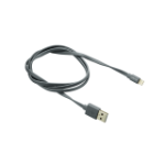 Canyon CNS-MFIC2DG lightning cable 0.96 m Silver