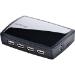 Targus 7-Port USB 3.0 Combo Hub - Black (ACH120EU)