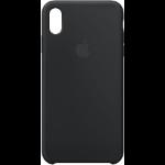 """Apple MRWE2ZM/A mobile phone case 16.5 cm (6.5"""") Skin case Black"""