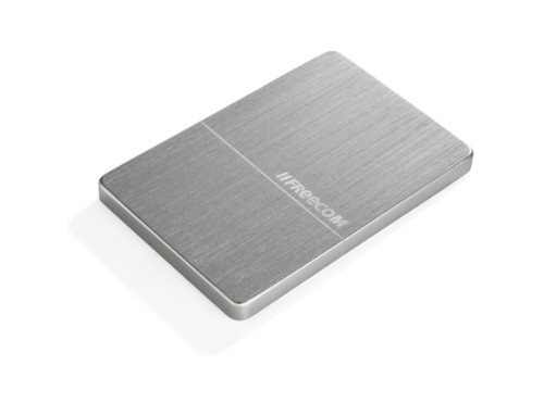 Freecom mHDD Slim external hard drive 2000 GB Silver