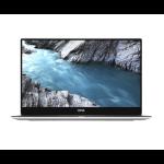 """DELL XPS 13 9370 Platino, Plata Portátil 33,8 cm (13.3"""") 3840 x 2160 Pixeles Pantalla táctil 8ª generación de procesadores Intel® Core™ i7 i7-8550U 8 GB LPDDR3-SDRAM 256 GB SSD"""