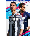 Microsoft FIFA 19 Champions Edition video game Xbox One