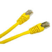 C2G 2m Cat5e Patch Cable cable de red Amarillo