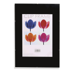Photo Album Co A1 Poster Display Frameless Clip Frame